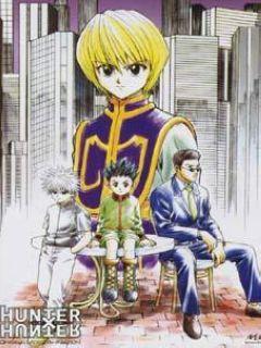 全职猎人OVA第一季